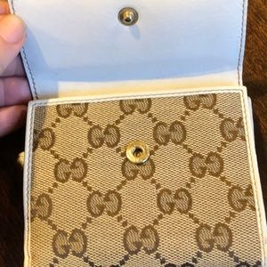 662927fb23da Gucci Bags | Heart French Flap Wallet | Poshmark